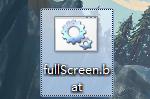 一行代码实现F11的功能,让浏览器打开即是窗口全屏