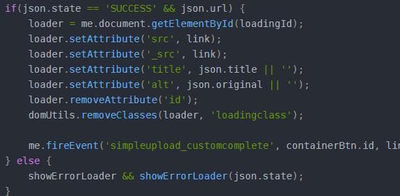 页面内监听百度UEditor调用单图片上传功能的解决方法