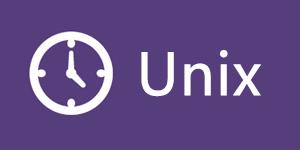 Unix时间戳转换